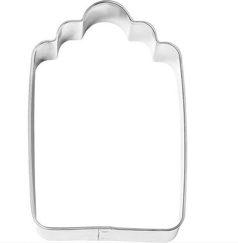 Gift Tag Cookie Cutter