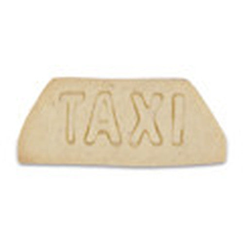 Taxi Sign Cookie Cutter-Cookie Cutter Shop Australia