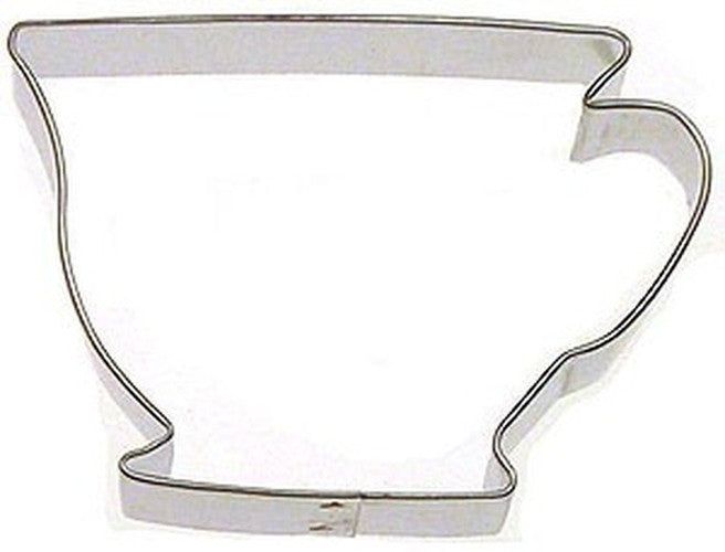 Teacup 7.5cm Cookie Cutter | Cookie Cutter Shop Australia