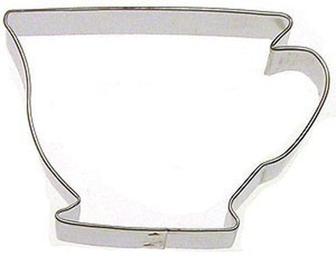 Teacup 7.5cm Cookie Cutter-Cookie Cutter Shop Australia