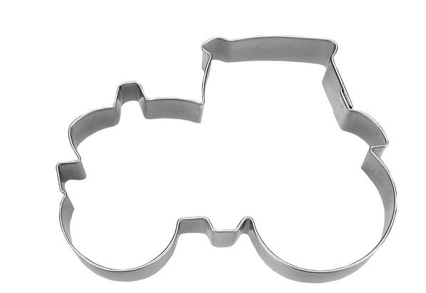 Tractor 8cm Cookie Cutter