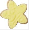 Small Flower Cookie cutter with Detail | Cookie Cutter Shop Australia