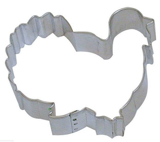 Turkey Cookie Cutter 9cm | Cookie Cutter Shop Australia