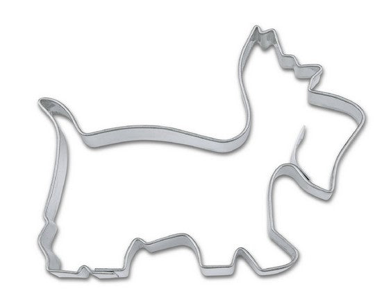 Westie Dog Cookie Cutter