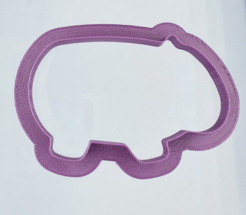 Wombat Cookie Cutter 9cm