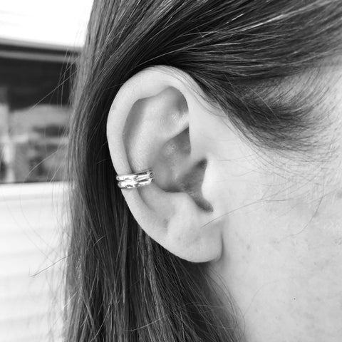 Double Ear Cuff - Renegade Jewelry