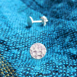 Moonbeam Ear Jackets and Full Moon Studs Combo - Renegade Jewelry