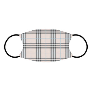 Plaid Masks