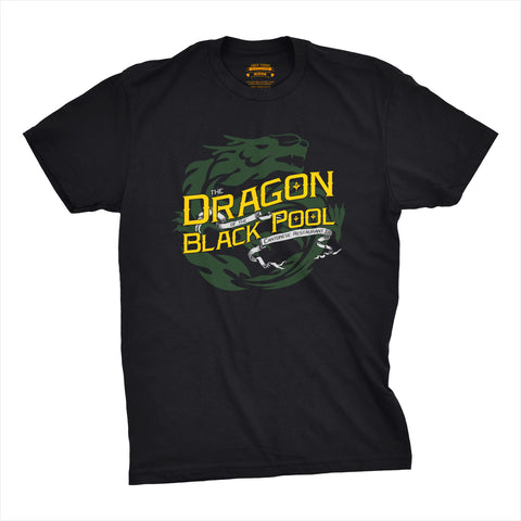 T-Shirt Dragon of the Black PoolBig Trouble in Little China (1986) - Uber Torso