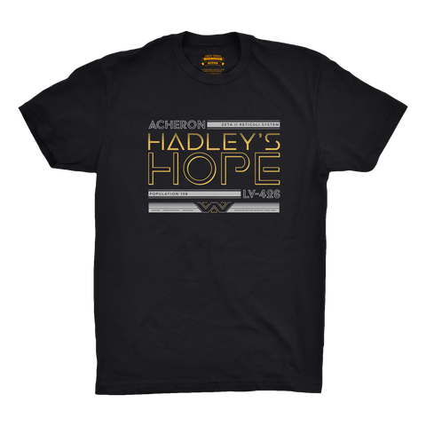T-Shirt Limited Edition Hadley's HopeAliens (1986) - Uber Torso