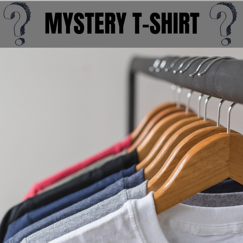 3 pack of Mystery T-Shirts