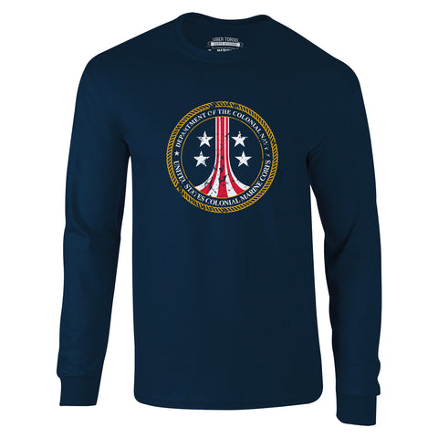 Colonial Marines - Long Sleeve