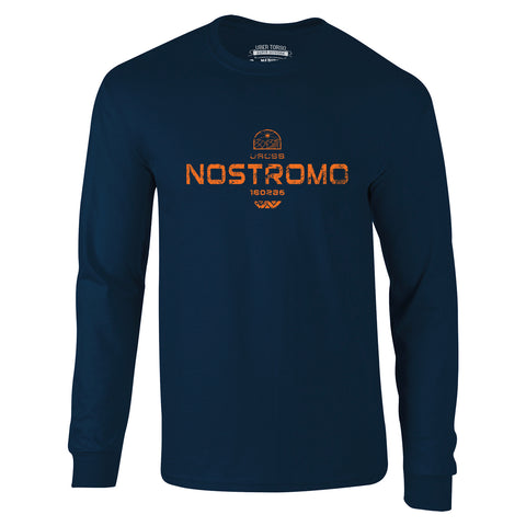 Long Sleeve T-Shirt Nostromo - Long SleeveAlien (1979) - Uber Torso