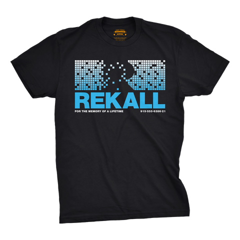 Rekall: For The Memory of a Lifetime