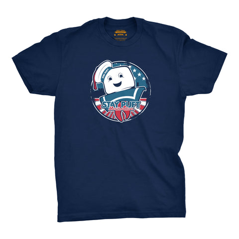 T-Shirt Stay Puft Marshmallow CorporationGhostbusters (1984) - Uber Torso