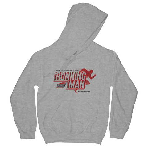 The Running Man Hoodie