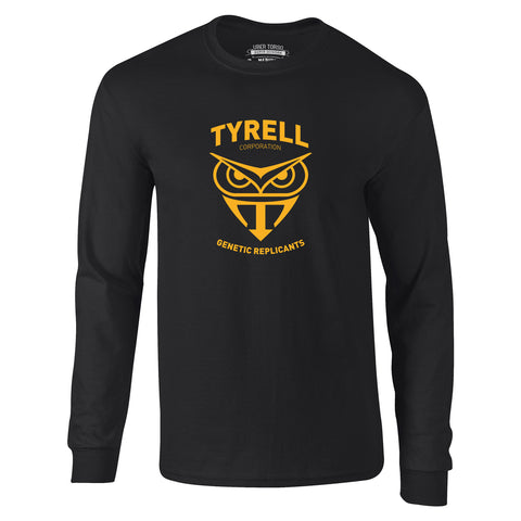 Long Sleeve T-Shirt Tyrell Corporation - Long SleeveBlade Runner (1982) - Uber Torso