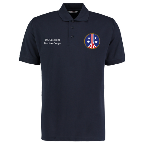 US Colonial Marines Polo Shirt