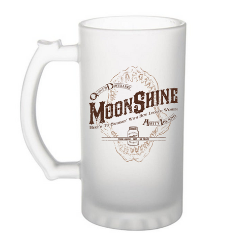 Quints Moonshine Frosted Tankard