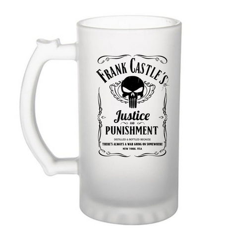 Franks Punishment Tankard