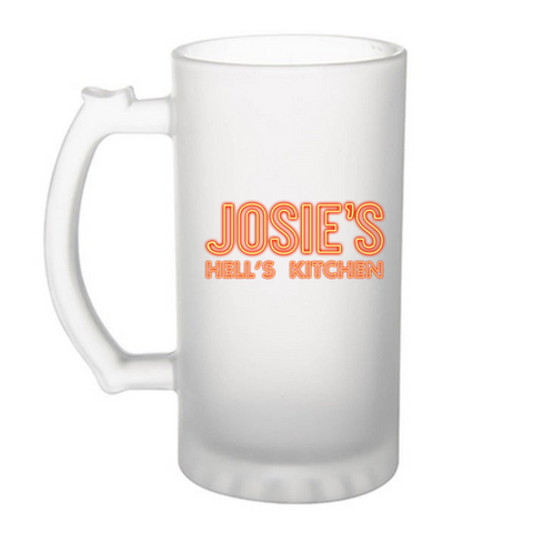 Josies Bar Hells Kitchen Tankard