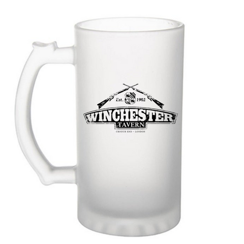 Winchester Tavern Frosted Tankard