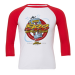 1988 World Tour - Wyld Stallyns 3/4 Sleeve Baseball Tee