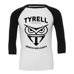 Tyrell Corporation 3/4 Sleeve Baseball Tee