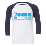 Encom 3/4 Sleeve Baseball Tee