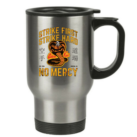 Cobra Kai Travel Mug