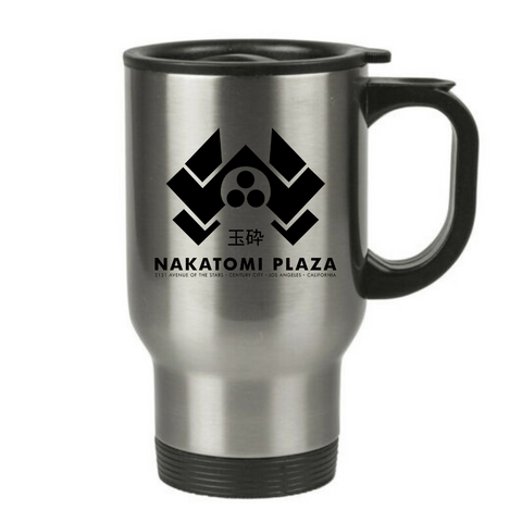 Nakatomi Plaza Travel Mug