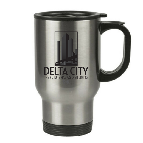 Delta City Travel Mug
