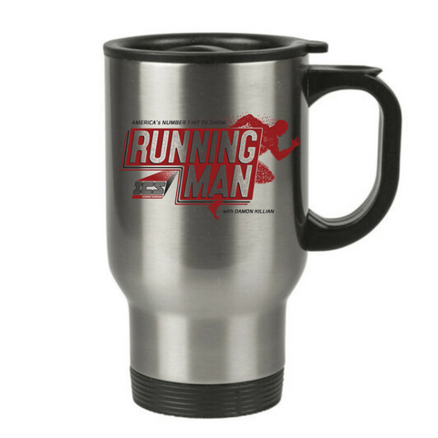 Running Man Travel Mug
