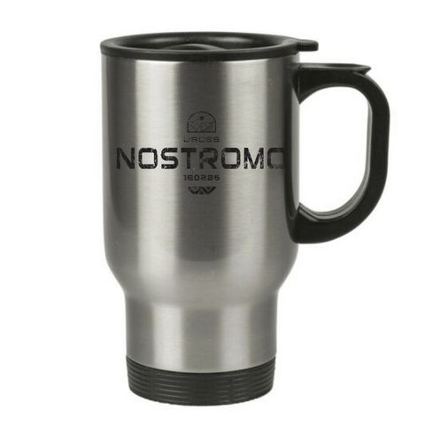 USS Nostromo Travel Mug