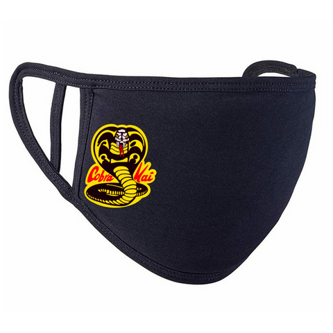 Face Cover Cobra Kai Face CoverKarate Kid (1984) - Uber Torso