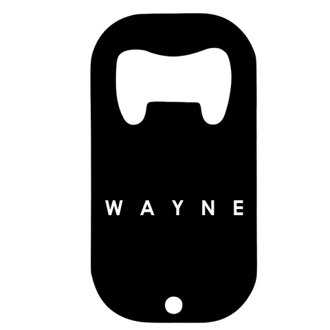 Drinkware Wayne Bottle OpenerBatman (1989 onwards) - Uber Torso