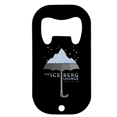 Drinkware Iceberg Lounge Bottle OpenerSupernatural TV series - Uber Torso
