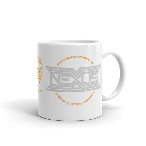 Drinkware Nexus 6 Tyrell Corporation MugBlade Runner (1982) - Uber Torso