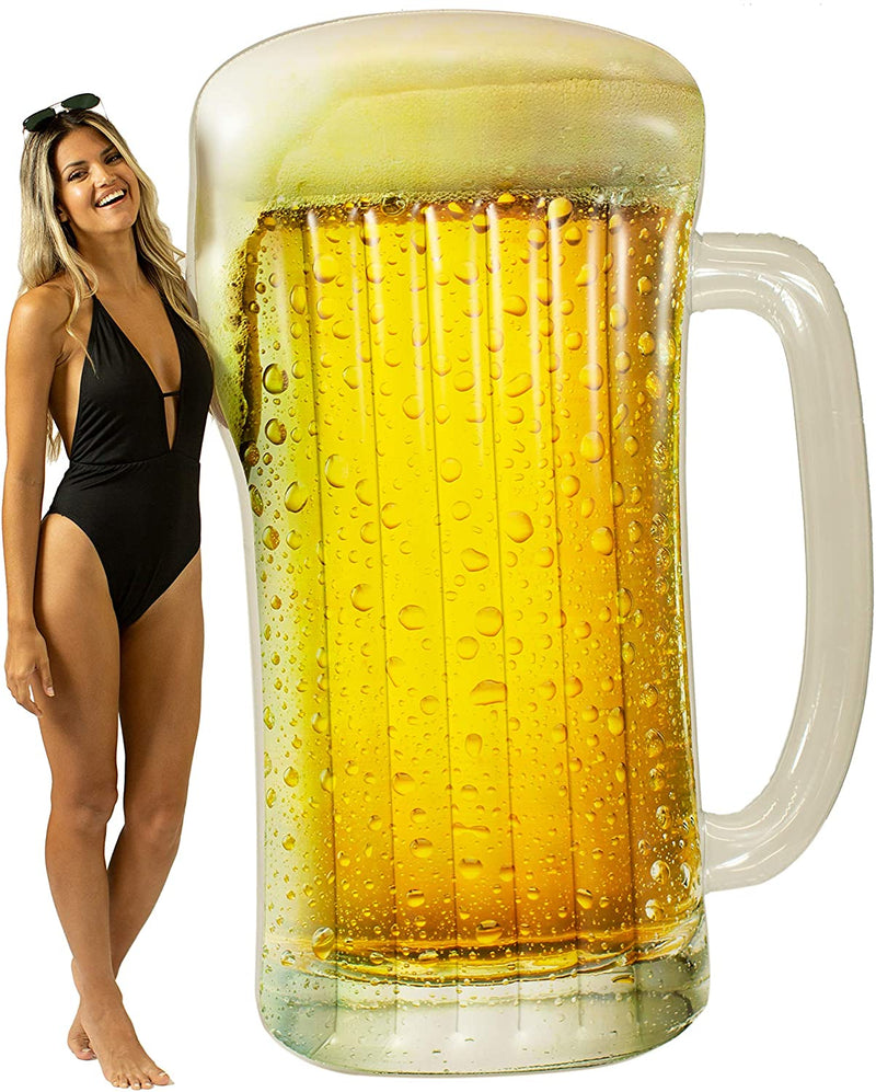 Inflatable Beer Mug Raft