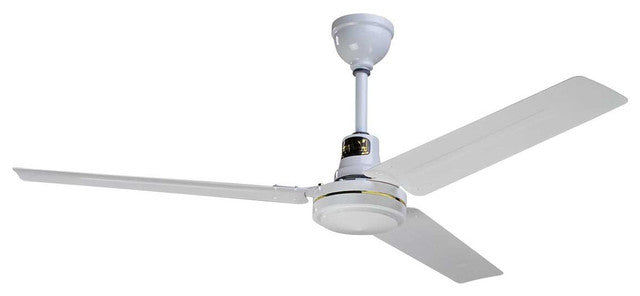 160f7 220v Gold Line Extra Heavy Duty Industrial Ceiling Fan 3 Prong Mars Led