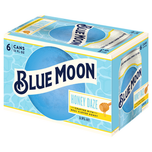 Blue Moon - Honey Daze 6PK CANS