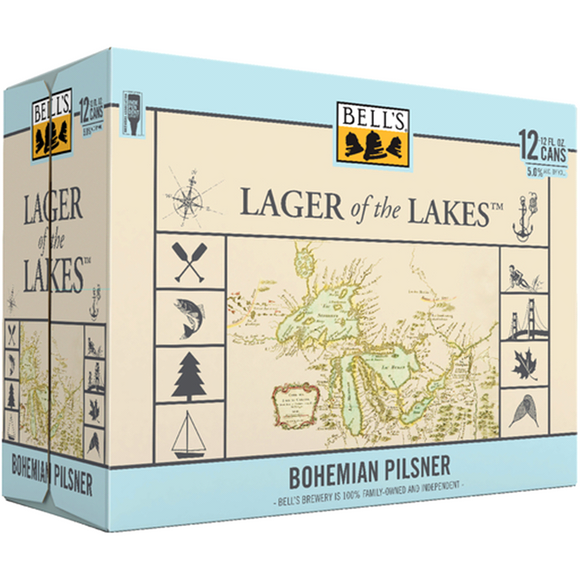 Bell's Brewery - Lager of the Lakes 12PK CANS