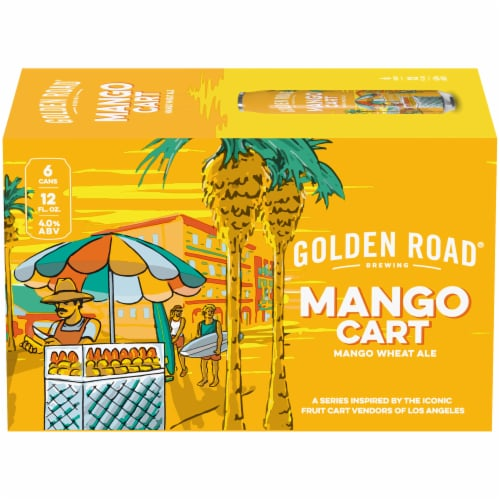 Golden Road - Mango Cart 6PK CANS