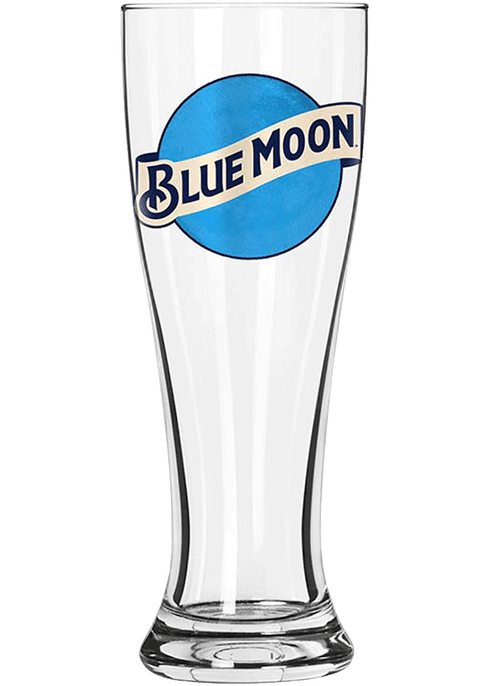 Blue Moon - 23oz Glass