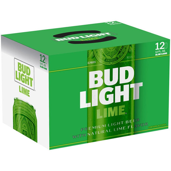 Bud Light Lime - 12PK CANS - uptownbeverage
