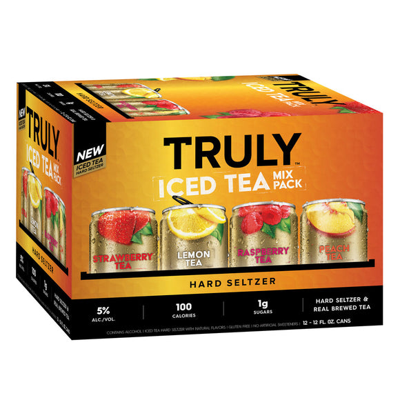 Truly - Iced Tea Mix Pack 12PK CANS