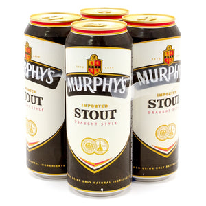 Murphy's - Stout 4PK CANS - uptownbeverage