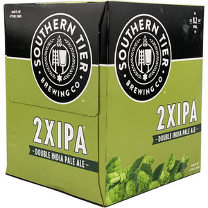 Southern Tier - 2XIPA 4PK CANS - uptownbeverage