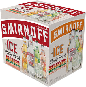 Smirnoff - Party Pack 12PK BTL - uptownbeverage