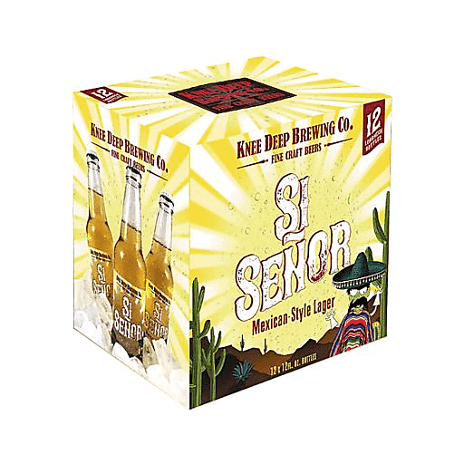 Knee Deep - Hola Senor 12PK BTL